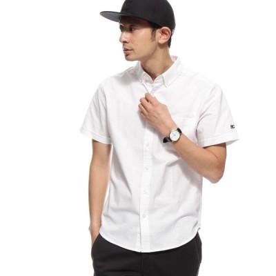 BASE STATION / ベースステーション 【WEB限定】BC ストレッチオックス 半袖シャツ(メンズ)