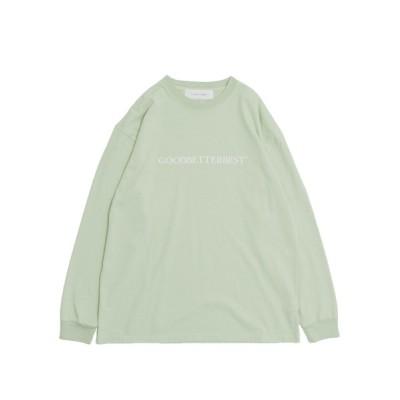 URBAN RESEARCH / GOODBETTERBEST ペールカラーロングTシャツ MEN トップス > Tシャツ/カットソー