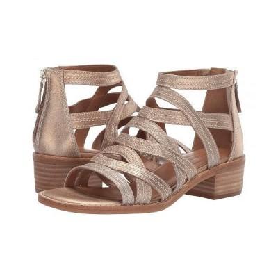 Comfortiva コンフォーティヴァ レディース 女性用 シューズ 靴 ヒール Betha - Gold Leather