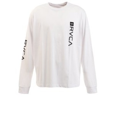 Tシャツ メンズ 長袖 REVERT AJ042076 WHT