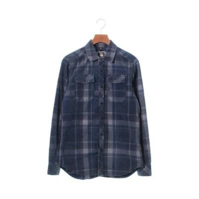 G-STAR RAW ジースターロー カジュアルシャツ メンズ
