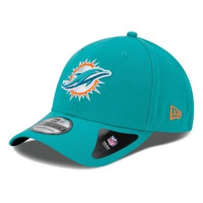 NFL ドルフィンズ キャップ/帽子 チーム クラシック 39THIRTY フレックス ニューエラ/New Era アクア