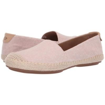 スペリー Sperry レディース ローファー・オックスフォード シューズ・靴 Sunset Skimmer Linen Rose