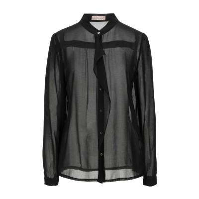 TRAFFIC PEOPLE シャツ ブラック L ポリエステル 100% シャツ