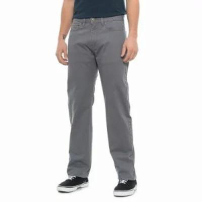 ドッカーズ その他ボトムス・パンツ Standard Straight-Leg Jean-Cut Pants Burma Grey