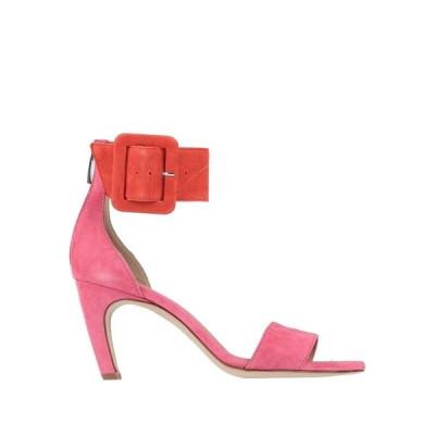 JANET & JANET レディース サンダル シューズ 靴 ピンク