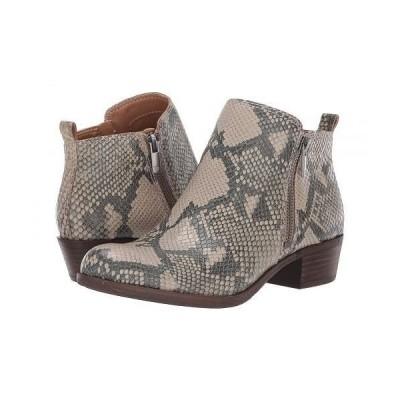 Lucky Brand ラッキーブランド レディース 女性用 シューズ 靴 ブーツ アンクルブーツ ショート Basel - Chinchilla 1