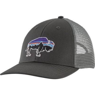 パタゴニア メンズ 帽子 アクセサリー Patagonia Fitz Roy Bison LoPro Trucker Hat