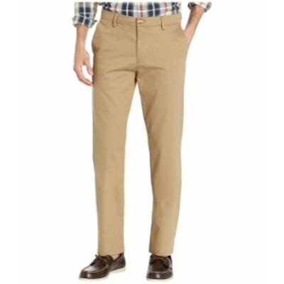 ドッカーズ メンズ カジュアルパンツ ボトムス Slim Tapered Signature Khaki Lux Cotton Stretch Pants - Creaseless New British Khaki
