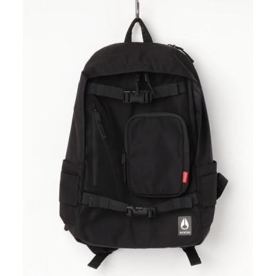 リュック Smith Backpack All Black Nylon
