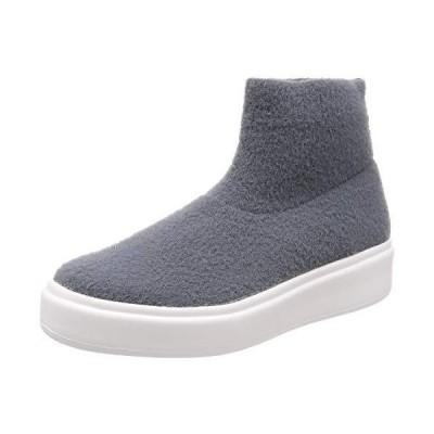 エンチャンテッド ブーツ/ブーティ 19002 グレー 22.0~22.5 cm 2E
