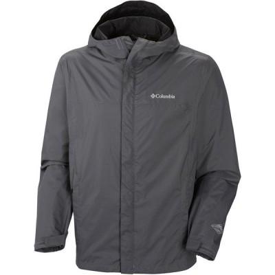 コロンビア ジャケット&ブルゾン メンズ アウター Watertight II Jacket - Men's Graphite