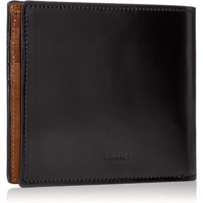 ドゥベージュ VERRE(ヴェレ) 小銭入れ付き折り財布 DGMW8KS2 ブラック