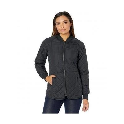 Ilse Jacobsen レディース 女性用 ファッション アウター ジャケット コート ダウン・ウインターコート Zipped Puffer - Black