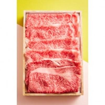 松阪牛しゃぶしゃぶ肉(ロース)700g