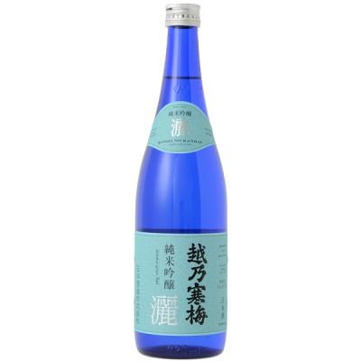 石本酒造 越乃寒梅 純米吟醸 灑 720ml