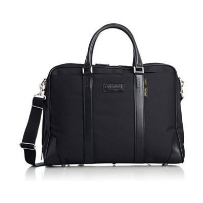 [エバウィン] 日本製ビジネスバッグ 2WAY B4サイズ収納可 21600 (ブラック Free Size)
