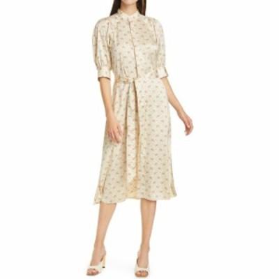 ラルフ ローレン POLO RALPH LAUREN レディース ワンピース ワンピース・ドレス Printed A-Line Dress Gentle Floral Vine