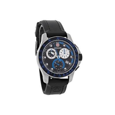 腕時計 ウェンガー Wenger Battaライオン III Field Diver メンズ スイス クロノグラフ クォーツ 腕時計 70790