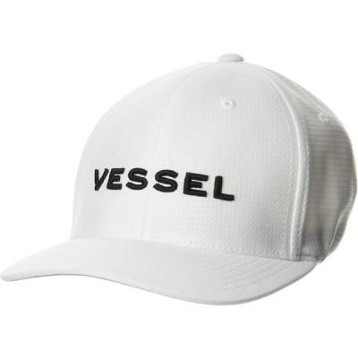 ベゼル キャップ VESSEL HAT VH1901 メンズ WH 日本 フリー (FREE サイズ)