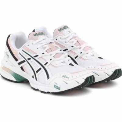 アシックス Asics レディース スニーカー シューズ・靴 Gel-1090 Sneakers White/White