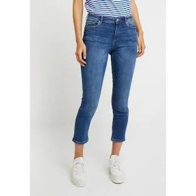 Esprit レディースデニム Esprit Jeans Skinny Fit - blue medium was