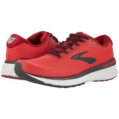 ブルックス Adrenaline GTS 20 メンズ スニーカー 靴 シューズ Red/Black/Grey