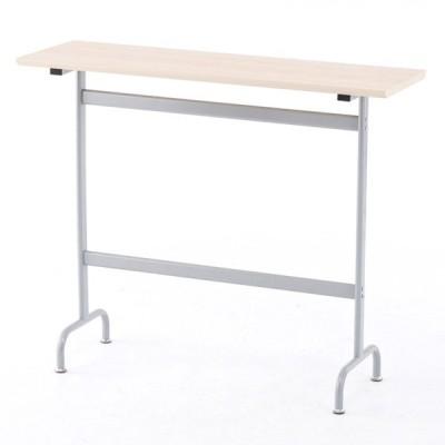 『代引不可』 R・Fヤマカワ リフレッシュハイテーブル W1200×D400 ナチュラル RFRT-HT1240N