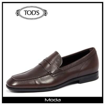 TOD'S トッズ ローファー モカシン ビジネスシューズ メンズ 靴