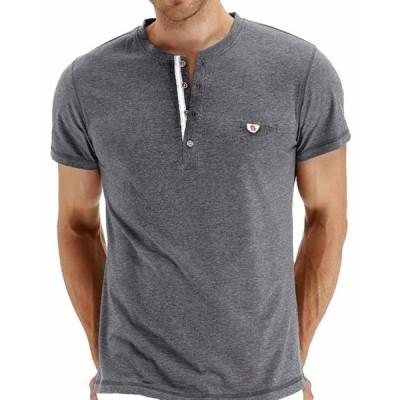 メンズ 衣類 ポロシャツ Short Sleeved Men Casual Polo Shirt Tops