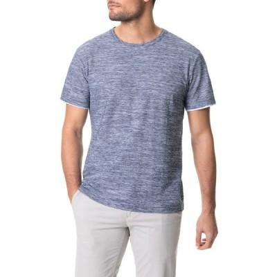 ロッドアンドグン Tシャツ トップス メンズ Claremont T-Shirt Midnight