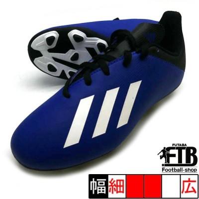 新作 エックス 19.4 AI1 J アディダス adidas EF1615 ブルー×ホワイト 青 ジュニア サッカースパイク