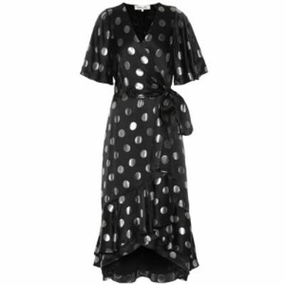 ダイアン フォン ファステンバーグ Diane von Furstenberg レディース ワンピース ワンピース・ドレス Sareth polka-dot silk-blend dres