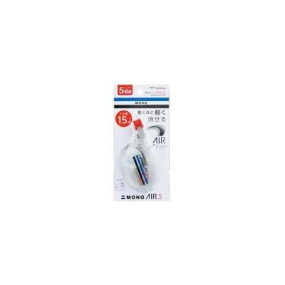 トンボ鉛筆 修正テープモノエアーヨコ引き5 CTYA5