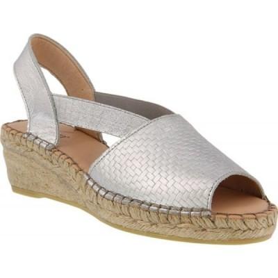 アズラ Azura レディース エスパドリーユ シューズ・靴 Moshe Espadrille Slingback Ice Leather