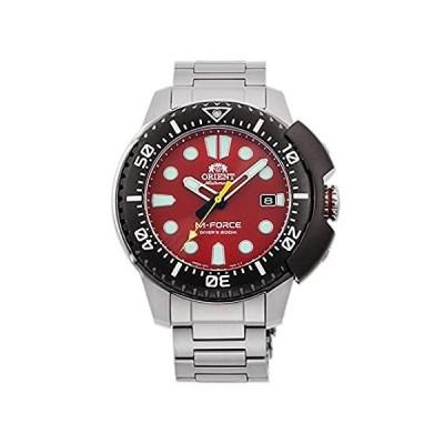 特別価格 Orient M-Force 70周年記念ダイバーズ200mスポーツ自動レッドダイヤルサファイアガラス腕時計 RA-AC0L02R 並行輸入品