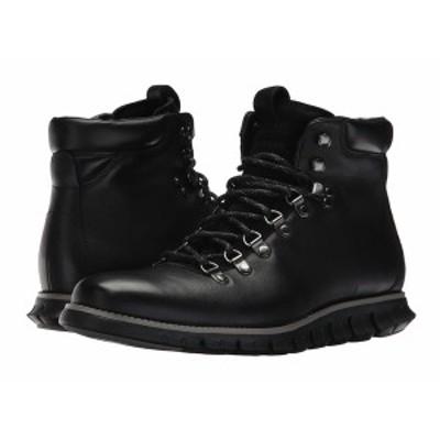 コールハーン メンズ スニーカー シューズ Zerogrand Hiker WR II Black/Black