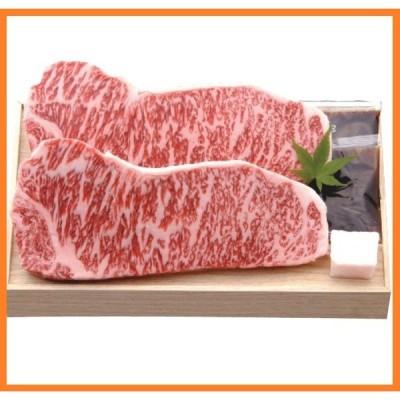 千成亭 近江牛サーロインステーキ 2枚  約160g×2枚 冷蔵便 全額ポイント払いOK