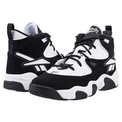 リーボック Avant Guard メンズ スニーカー 靴 シューズ Black/White