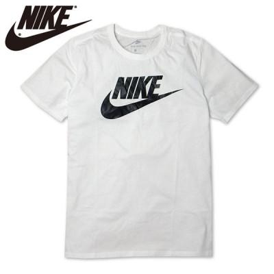 送料無料 メンズ Tシャツ 半袖 NIKE ナイキ 綿100% フューチュラ 紳士 メール便対応