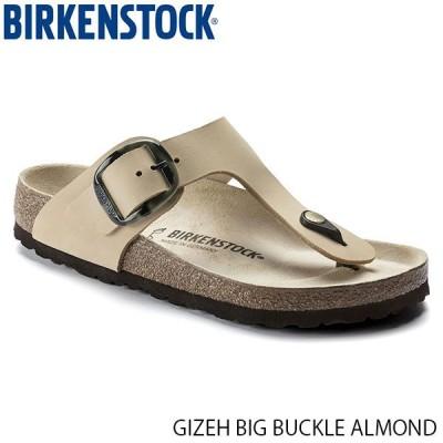 ビルケンシュトック レディース サンダル ギゼ ビッグバックル BIRKENSTOCK  GC1018446 NUBUCK 幅広 レギュラー BIRGC1018446 国内正規品