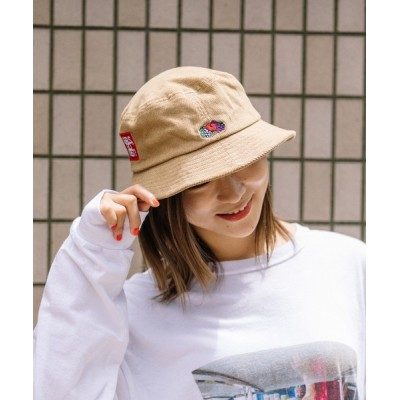 FRUIT OF THE LOOM / FTL×anna magazine CORDUROY BUCKET HAT WOMEN 帽子 > ハット