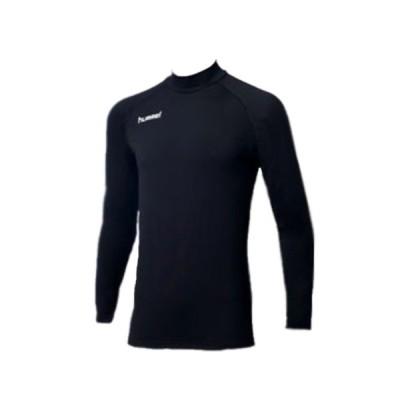 ヒュンメル hummel あったか インナーシャツ インナーシャツ HAP5147-90(ブラック)