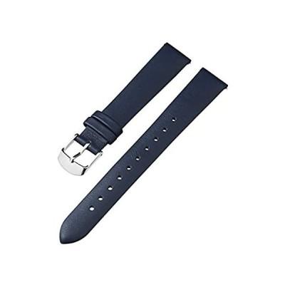 特別価格Timex 16mm Genuine Leather Strap – Blue with Silver-Tone Buckle好評販売中