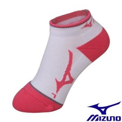 ◆◆送料無料 メール便発送 <ミズノ> MIZUNO ソックス(ショート丈)[レディース] 62JX7006 (64:ピンク) テニス