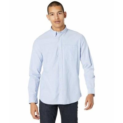 セレクテッドオム シャツ トップス メンズ Rick Oxforf Flex Shirt Light Blue