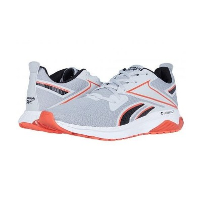 Reebok リーボック メンズ 男性用 シューズ 靴 スニーカー 運動靴 Liquifect 180 SPT - Pure Grey/Black/Vivid Orange