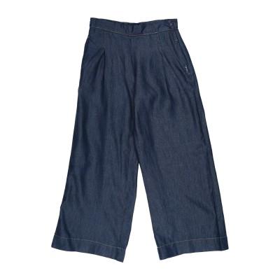 リュー ジョー LIU •JO ジーンズ ブルー 10 コットン 65% / テンセル 35% ジーンズ