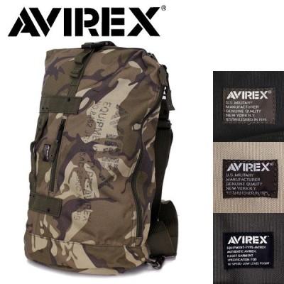 AVIREX (アヴィレックス) EAGLE(イーグル) AVX3514 4WAY ボンサック / リュック / ショルダー バッグ 全4色
