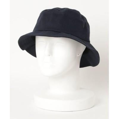 THE BAREFOOT / TWILL BUCKET / ツイルバケットハット MEN 帽子 > ハット